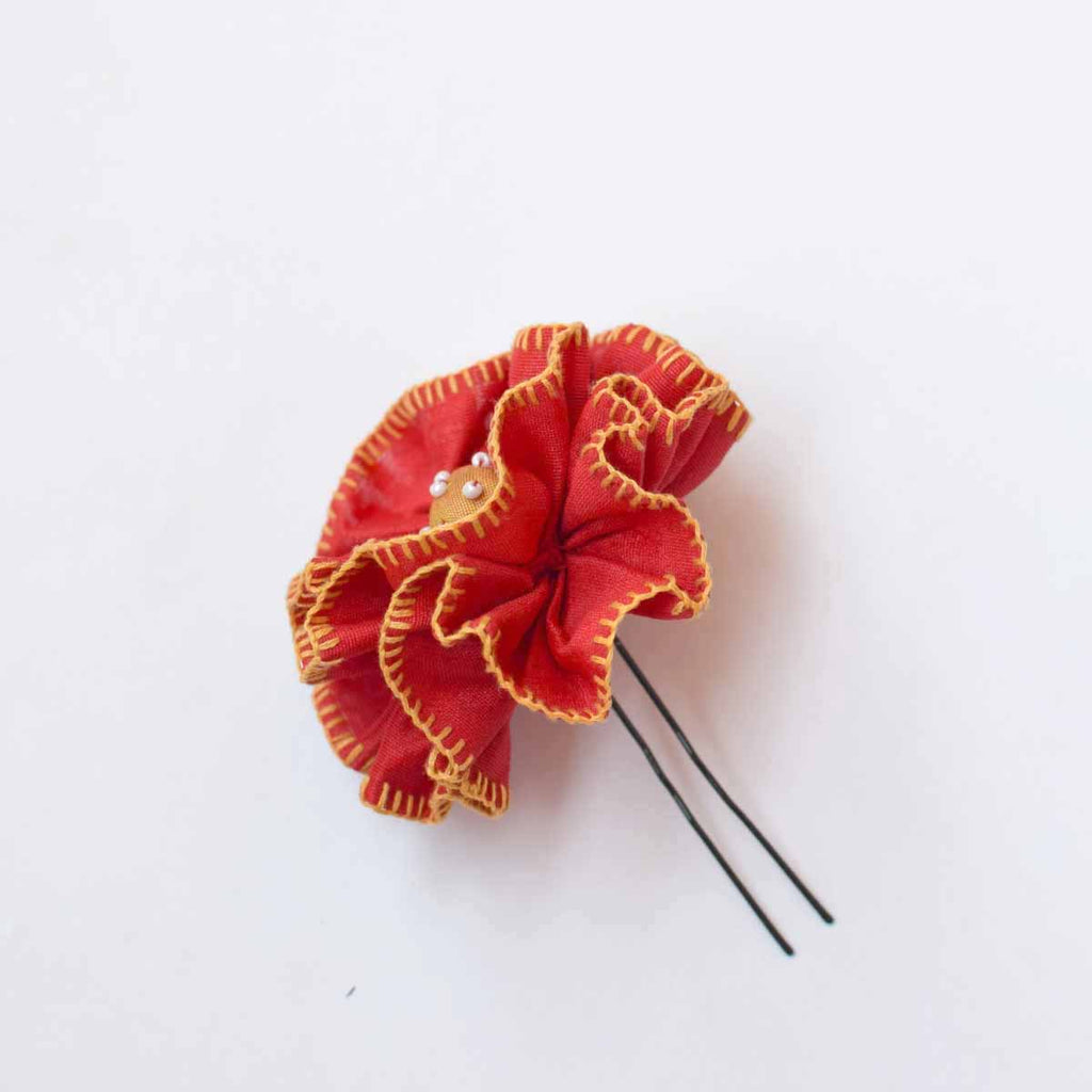 Phoolwanti HairPin-Red PH-PI2
