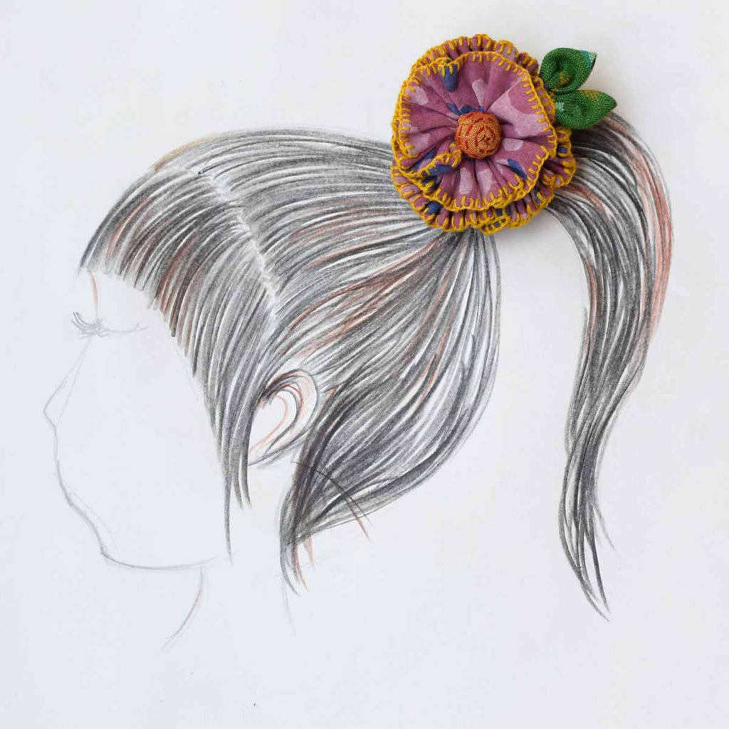 IPS X Paulami Hair Tie IPS-HT3