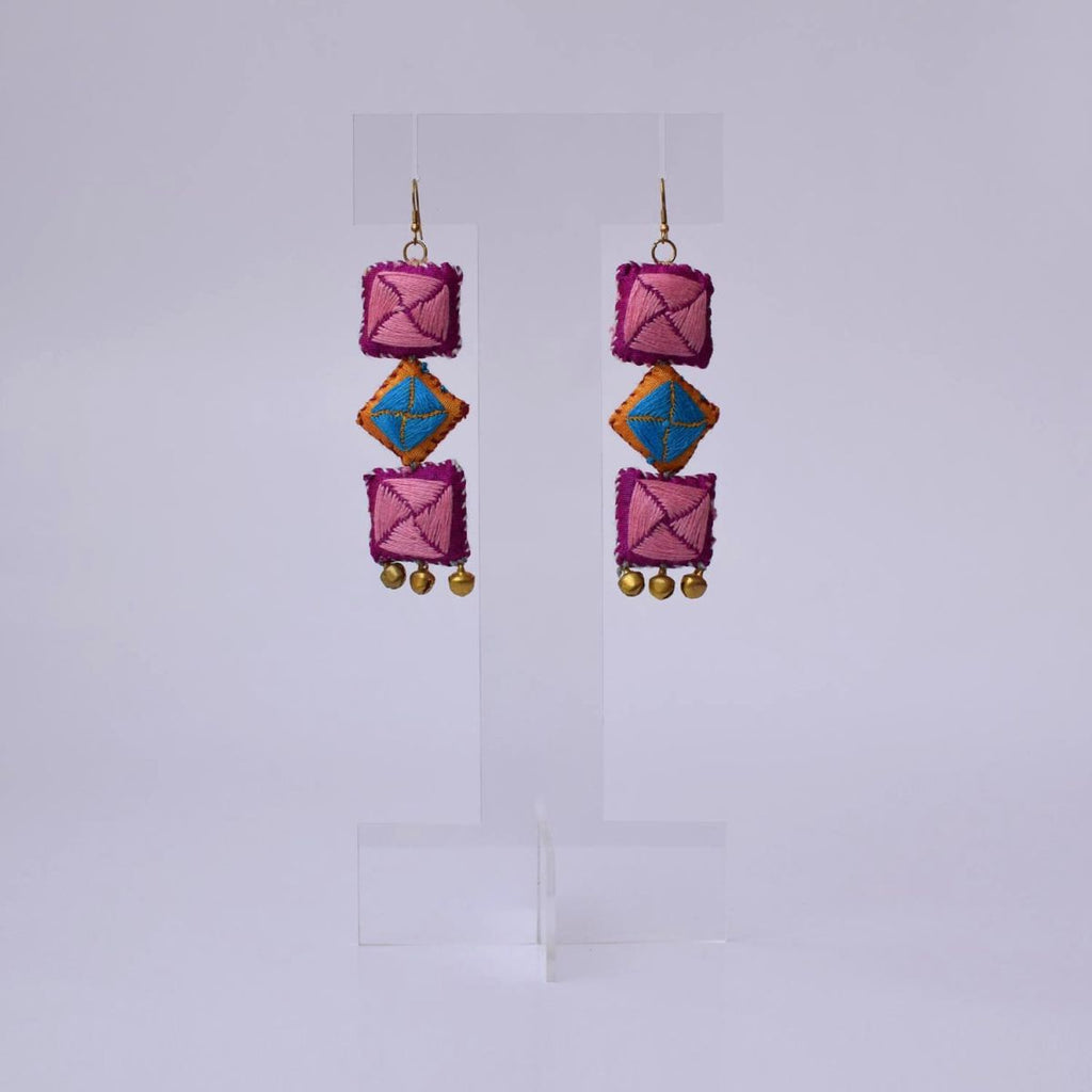 Kamli 3 Earrings - KL3-E35