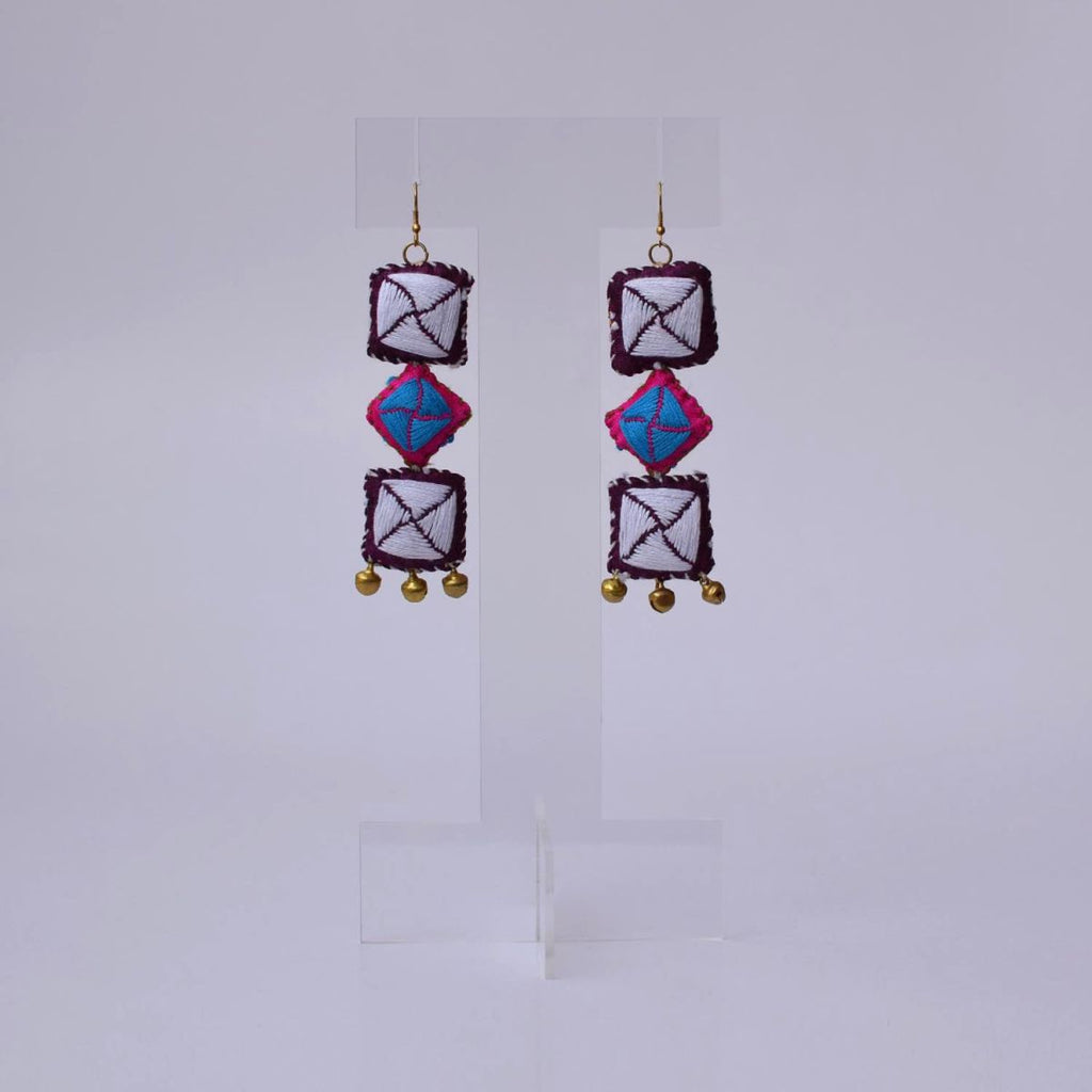 Kamli 3 Earrings - KL3-E36