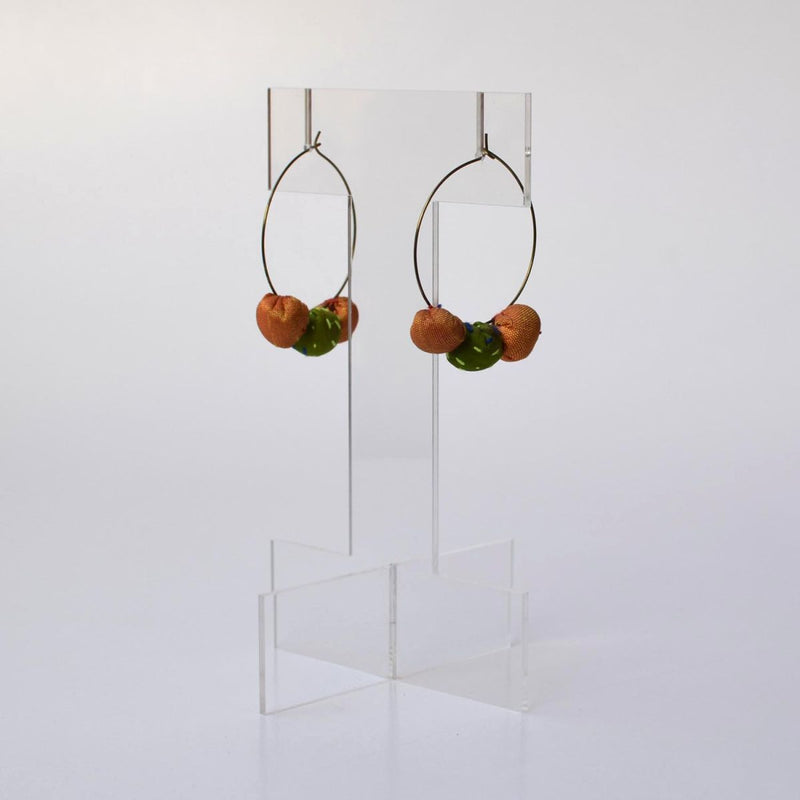 Sarla Earrings - SAR-E36