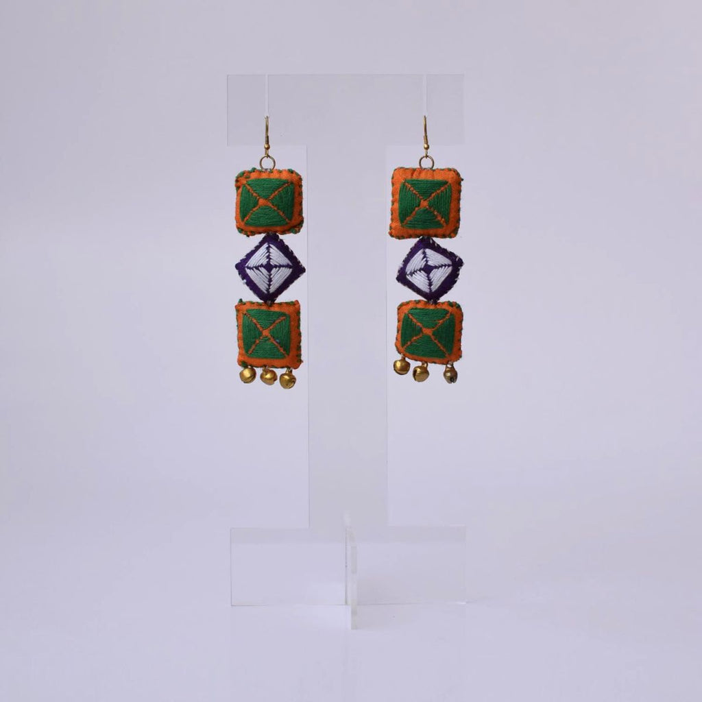 Kamli 3 Earrings - KL3-E42