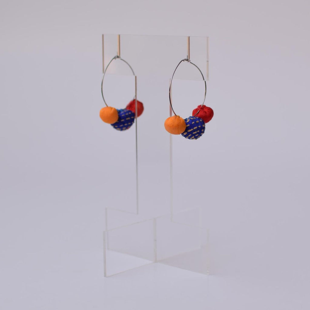 Sarla earrings - SAR-E60