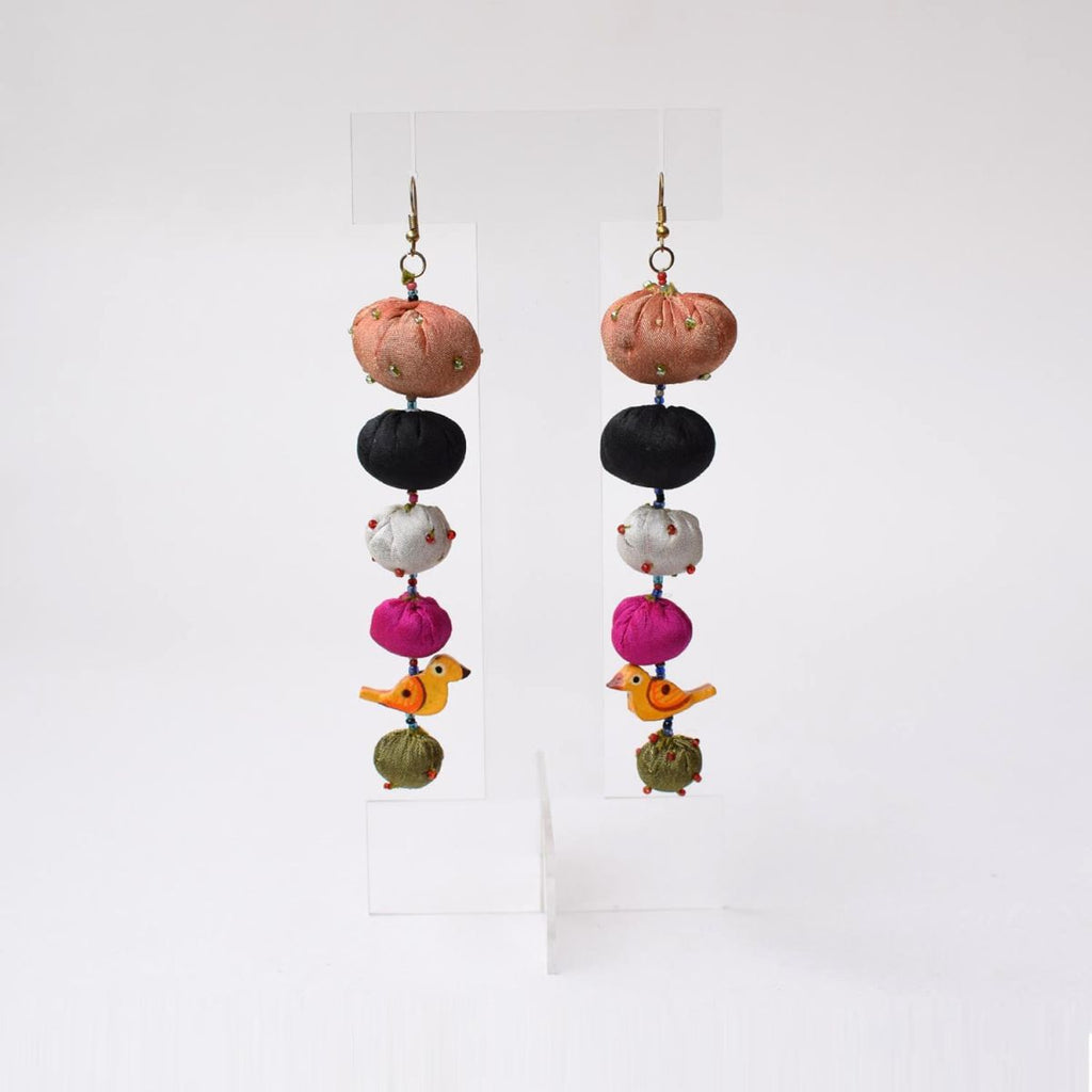 Long Tia Earrings - TLO-E71