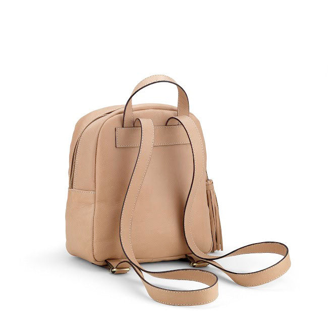 The Infinity Leather Backpack