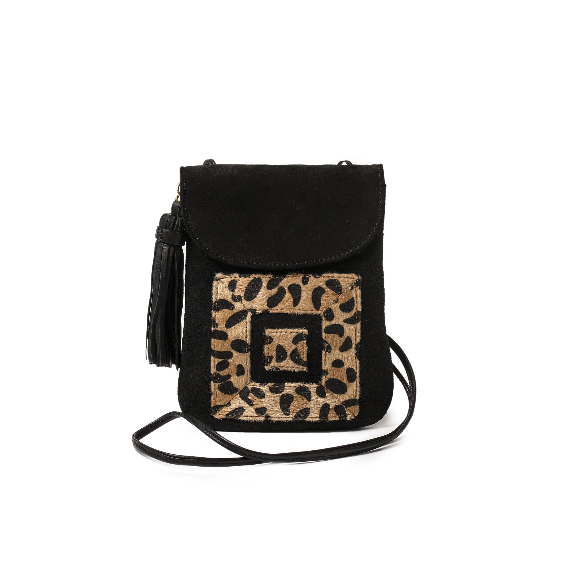 Infinity Animal Print Mini Bag