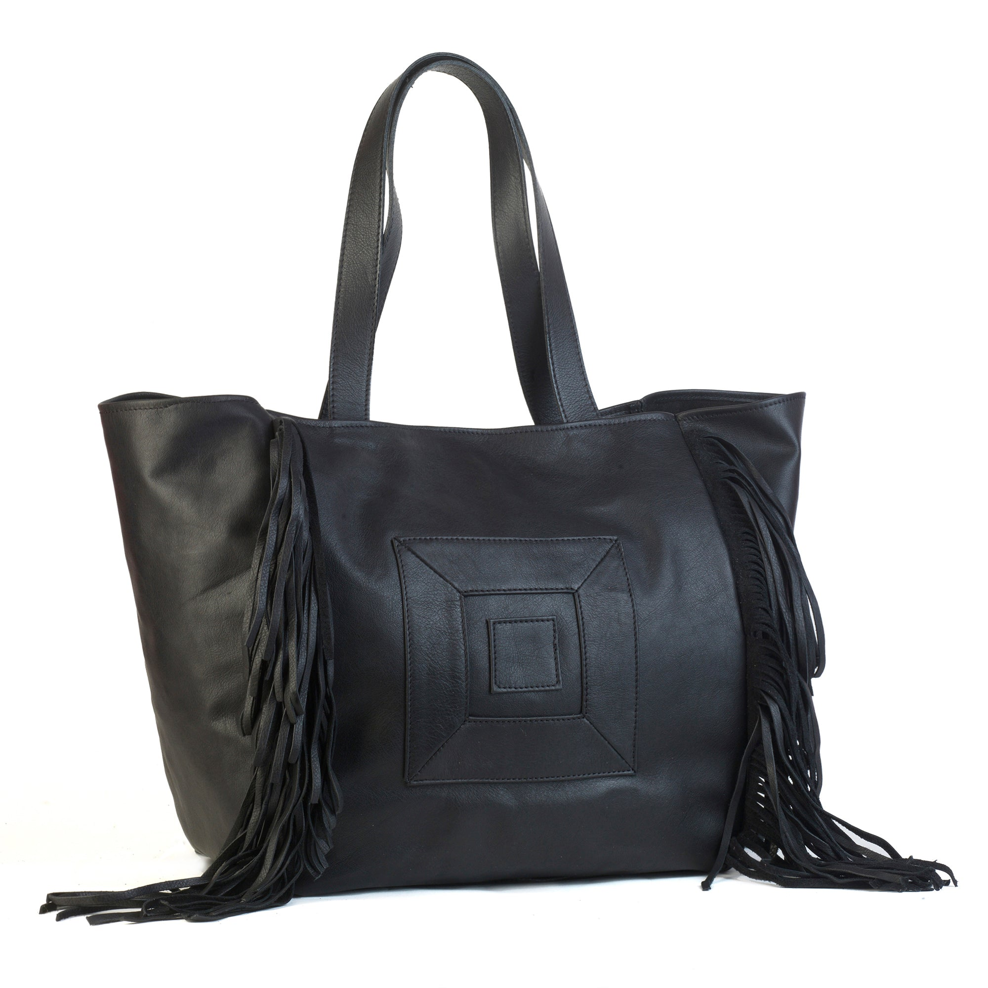 275bec8594 Cleo Leather Tote – Themis Z