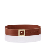 Infinity Summer Leather Belt