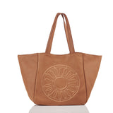 Amanda Leather Tote Bag
