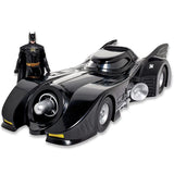 1989 Batmobile w/ Michael Keaton Batman 3 Bendable Figure