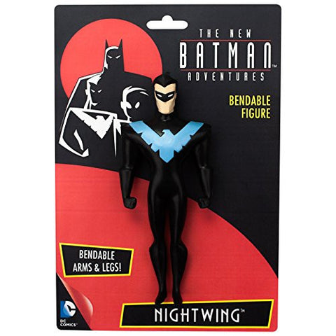 The New Batman Adventures: Nightwing Bendable Action Figure