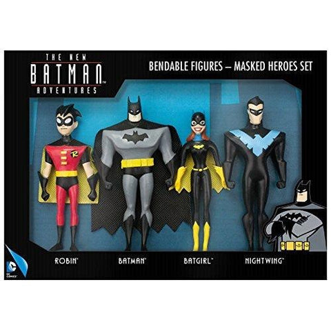 The New Batman Adventures Masked Heroes Set