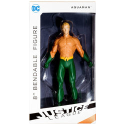 Aquaman 8 Inch Bendable Figure