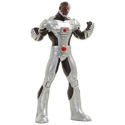 Justice League New 52 Cyborg 8 Inch Bendable Action Figure