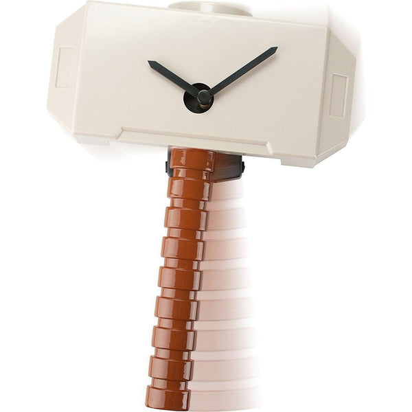 Thor Hammer Wobble Clock