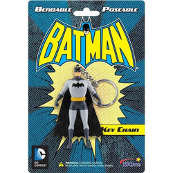 "Batman 3"" Toy With Ring Keychain"