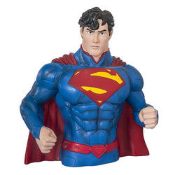Superman The New 52 Bust Bank