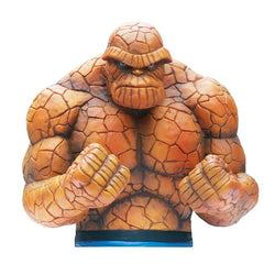 Fantastic Four Thing Bust Bank