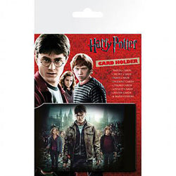 Harry Potter Trio Card Holder