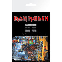 Iron Maiden New York Card Holder