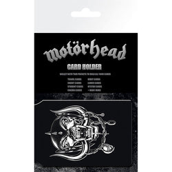 Motorhead England Card Holder