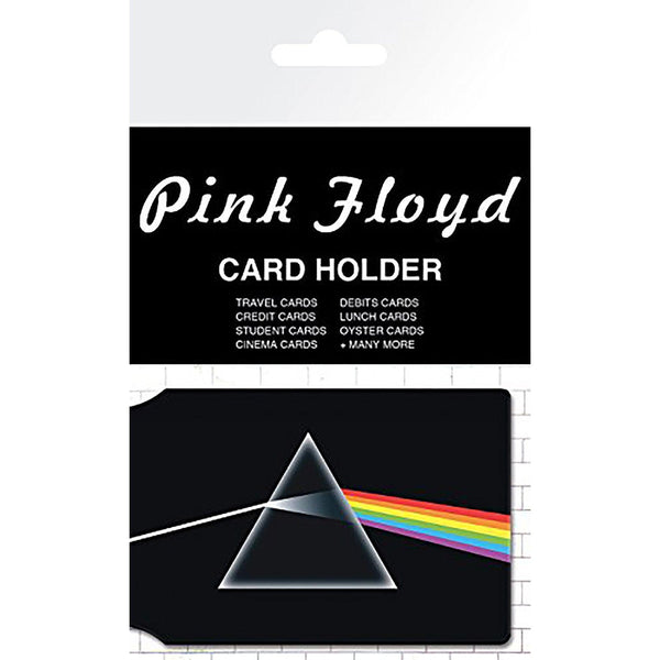 Pink Floyd Dark Side Of The Moon Card Holder