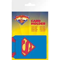Superman Cape Card Holder