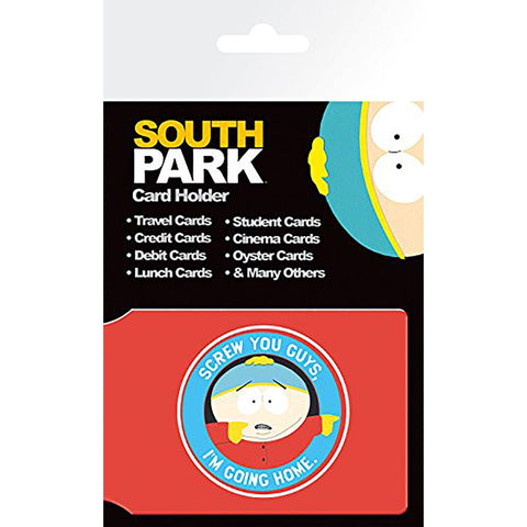 South Park Cartman Card Holder