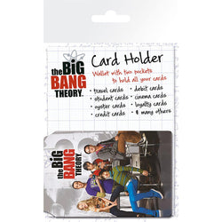 The Big Bang Theory Classroom Card Holder