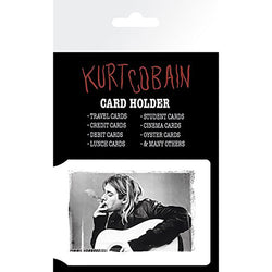 Kurt Cobain Smoking Card Holder