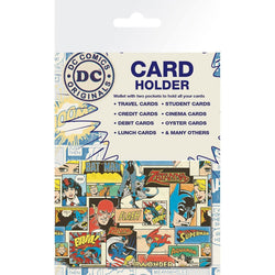 Dc Comics Retro Card Holder