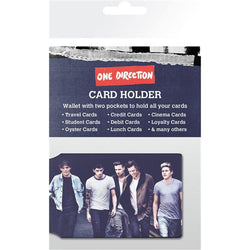 One Direction Midnight Memories Card Holder
