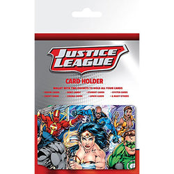 Dc Comics Justice League Group Card Holder