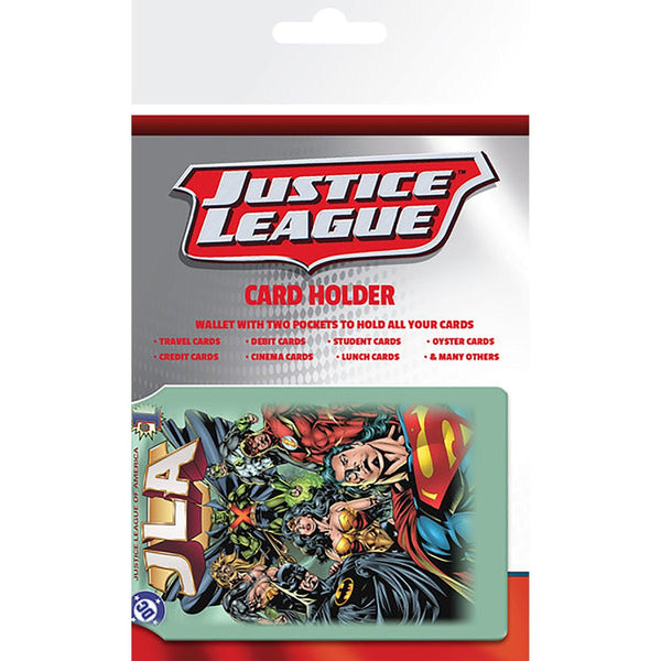 Dc Comics Justice League Card Holder