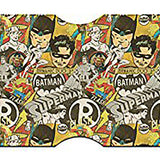 Dc Comics Retro Cast Card Holder