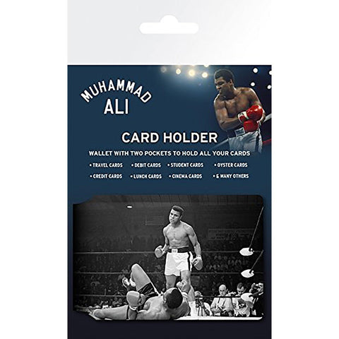 Muhammad Ali Outwit Card Holder