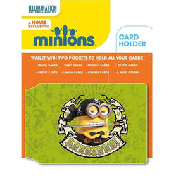 Minions Bello Card Holder