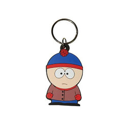 South Park (Stan) Rubber Keychain