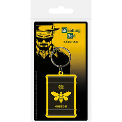 Breaking Bad (Golden Moth) Rubber Keychain