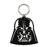Star Wars (Darth Vader) Rubber Keychain