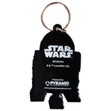 Star Wars (R2-D2) Rubber Keychain