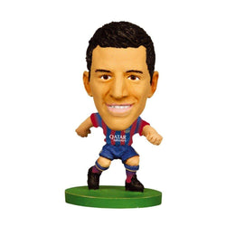 Barcelona Alexis Sanchez - Home Kit (2014 Version) / Figure