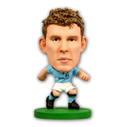 Manchester City James Milner - Home Kit (2014 Version) / Figures
