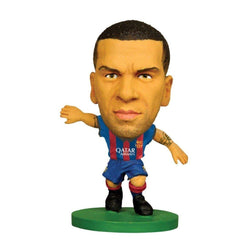 Barcelona Dani Alves - Home Kit (2014 Version) / Figures