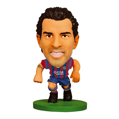 Barcelona Cesc Fàbregas  - Home Kit (2014 Version) Figure