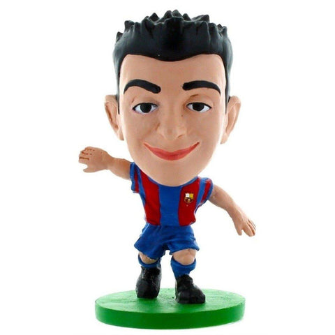 Barca Toon Xavi Home Kit Figure