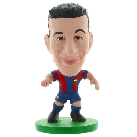Barca Toon Busquets Home Kit Figure