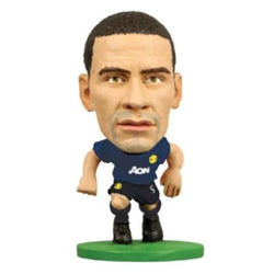 Manchester United Rio Ferdinand - Away Kit (2014 Version) Figure