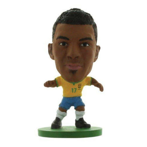 Brazil Luiz Gustavo - Home Kit / Figures
