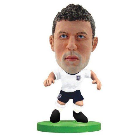 England Michael Carrick / Figures
